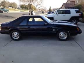 1983 Mustang GT Ebay Find