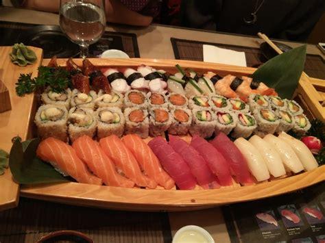 Boat Sushi by Sushi Boat Yelp