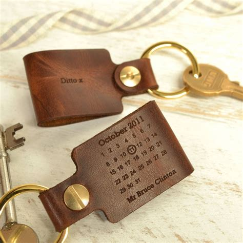 3rd anniversary gift ideas for 3rd wedding anniversary gift ideas for him leather c