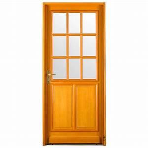 porte d39entree bois gastines pasquet menuiseries With portes d entrée bois