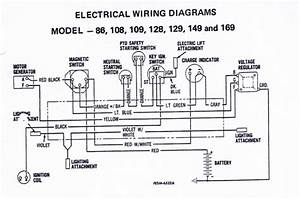 Wiring Diagram For Cub Cadet Lt1045  U2013 Powerking Co