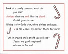 Free Candy Cane Poem for You | Wee Can Know
