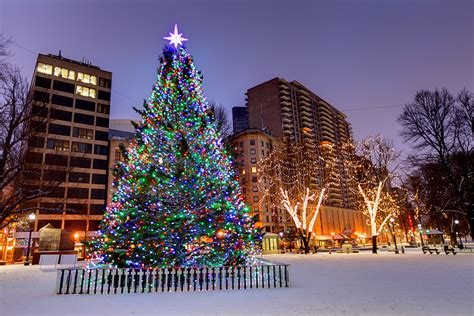 nova scotia selects annual christmas tree  send  boston