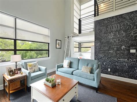 creatively  chalkboard paint   house