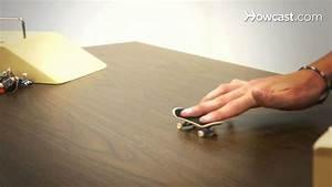 How To Combine Tech Deck Tricks Fingerboarding Youtube