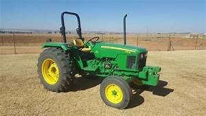 John Deere 5403 Utility Tractor Maintenance Guide  U0026 Parts List