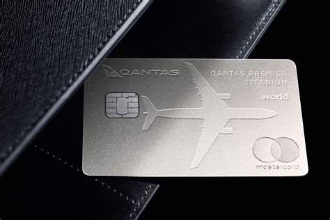 Designed to work with your qantas premier titanium credit card, the qantas money app is an easy way to manage your account on your terms. Qantas launches Premier Titanium MasterCard - Japan Today