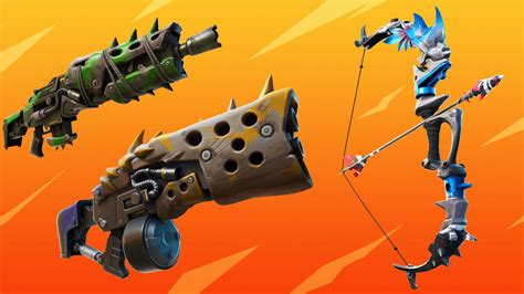 Fortnite new guns – here are all the new weapons in ...