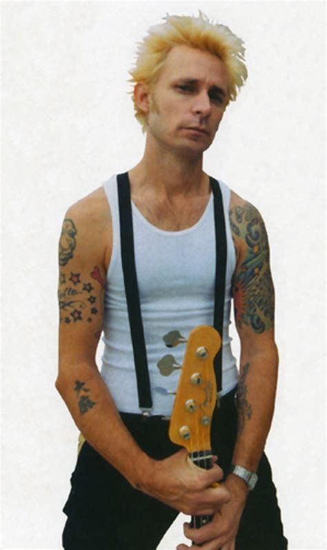 masterpiece named mike dirnt green day articles