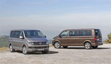 Volkswagen Caravelle Hd Picture by Volkswagen S T6 Transporter Coach Buyer