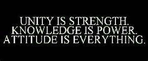 Unity Quotes. Q... Strength And Teamwork Quotes