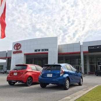 New Bern Toyota by Toyota Of New Bern 31 Photos Car Dealers 5010 Us Hwy