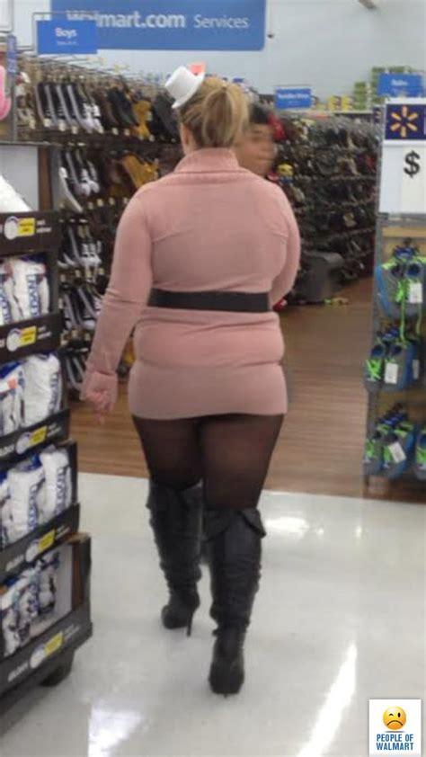 Bbw Ass In Walmart Porn Clip