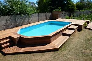 terrasse piscine hors sol With terrasse pour piscine hors sol