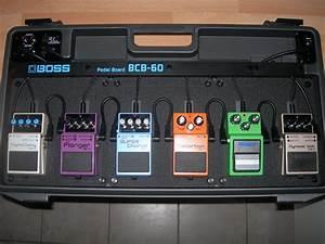 Boss Bcb-60 Pedal Board Image   430880