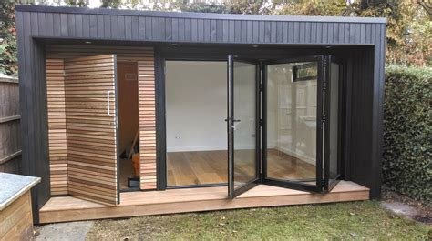 The 25+ Best Contemporary Garden Rooms Ideas On Pinterest