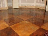 atlanta concrete staining info     call ebay