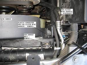 2004 Chevy Trailblazer Radiator Diagram