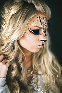 Animal Halloween Makeup Ideas - MagMent