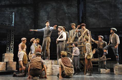 Filmed Version Of Broadway's Newsies Hits Cinemas