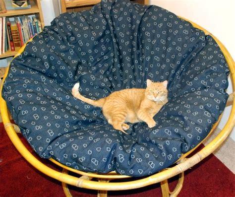 Papasan Chair Cushion Cover by How To Make A Slipcover For Your Papasan Chair Cushion