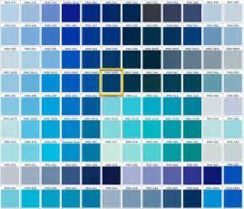 farbpalette blau the enchanted home