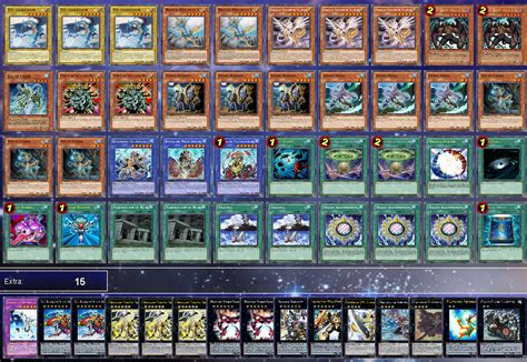 gishki deck july 2017 my gishki constellar deck yugioh
