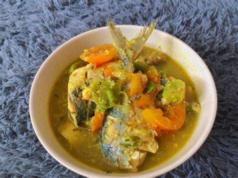 Yuk simak review komplit perihal resep ikan patin kuah kuning yang gampang dan juga lezat. Resep Ikan Kuah Kuning Khas Maluku