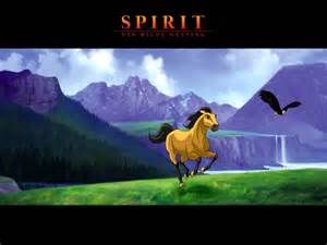 Spirit Stallion of the Cimarron Eagle