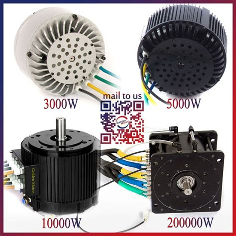 10kw Electric Motor by China 10kw Brushless Dc Motor For Electric Cars China