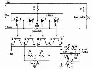 Optical Isolator Wattmeter