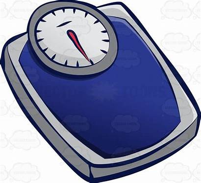 Weighing Scale Clipart Weigh Analog Cartoon Clip