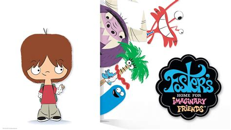 Fosters Home For Imaginary Friends Background Wallpapers 5130