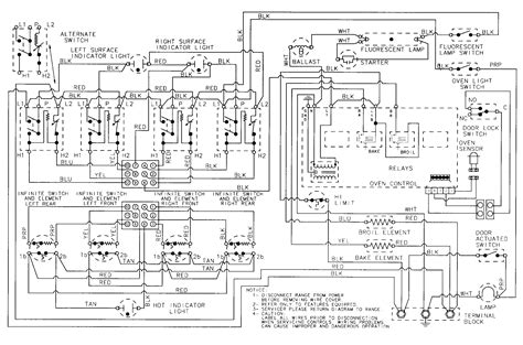 electric oven thermostat wiring diagram sle wiring diagram sle