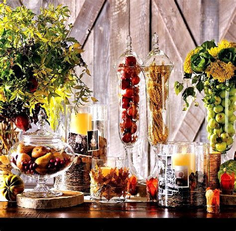 fall ideas how to welcome guests into your home with autumn centerpieces freshome com