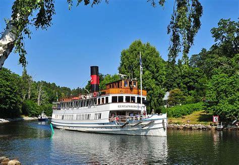 Stockholm Boat Tours by Stockholm Archipelago Lake M 228 Laren Excursions Stromma Se