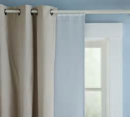 Blackout Curtain Liners by Blackout Curtain Liner More Than Just Light Blocker