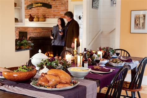 perfect holiday meal thanksgiving dinner  frank