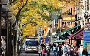 The Best U.S. Cities for Fall Travel | Travel + Leisure