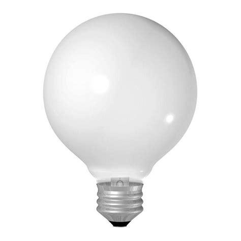 ge 40 watt incandescent g25 globe soft white