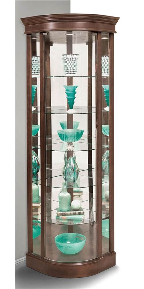 lighted curio cabinet walmart color time ambience lighted curio display cabinet