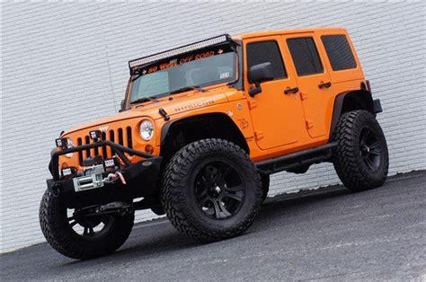 jeep rubicon orange orange crush jeep wranglers orange crush pinterest