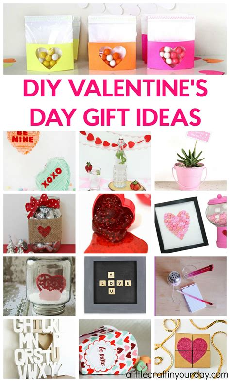 36 s day gifts and diy valentines day gift ideas a craft in your day