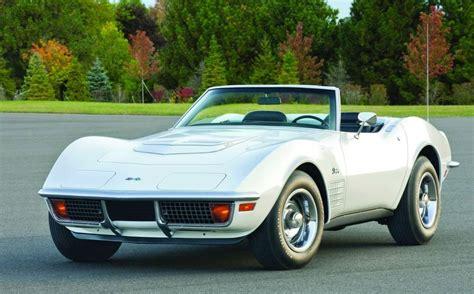 Chevrolet Corvette C3  The Shark Remains Friendly Fo