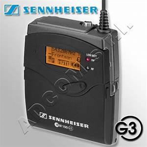 Sennheiser Ek 100 G3 G