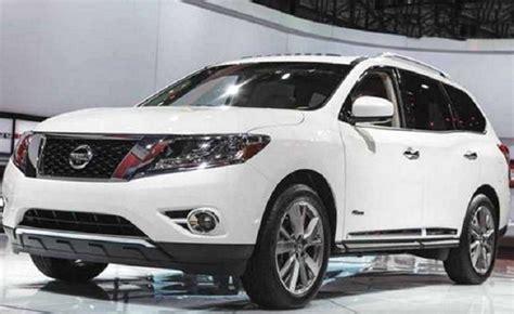 2018 Nissan Pathfinder - redesign, specs, styling, price ...