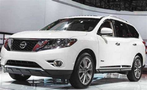 2018 Nissan Pathfinder  Redesign, Specs, Price, Interior