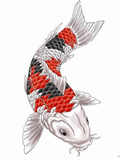 Tattoo Koi Designs Fish Tattoos Japanese Lower