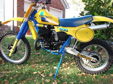 Suzuki Rm 500 by 1984 Suzuki Rm 500 Picture 2166755