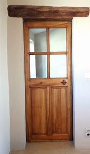 Porte de garage et fabricant de portes interieures en bois for Porte de garage et fabricant bloc porte interieur